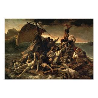 The Raft of the Medusa - Théodore Géricault Photo Art
