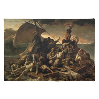 The Raft of the Medusa - Théodore Géricault Placemat