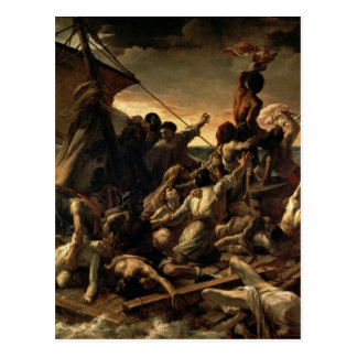 The Raft of the Medusa - Théodore Géricault Postcard