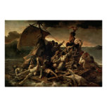 The Raft of the Medusa - Théodore Géricault Poster