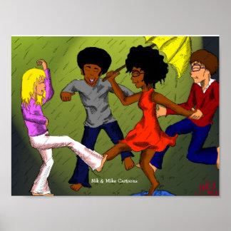 The Rain Dance Poster