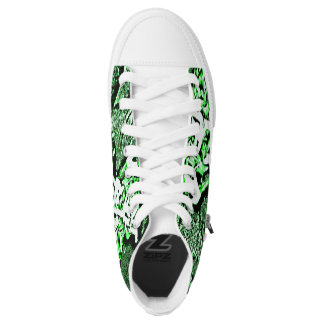 the rain forest printed shoes