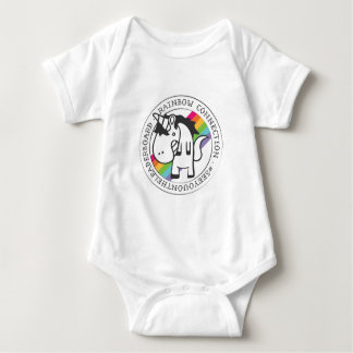 The Rainbow Collection Baby - Light Baby Bodysuit
