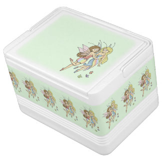 The Rainbow Fairies Igloo Cool Box