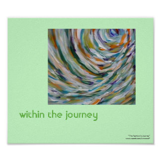 The Rainbow's Journey ~ a print to raise awareness