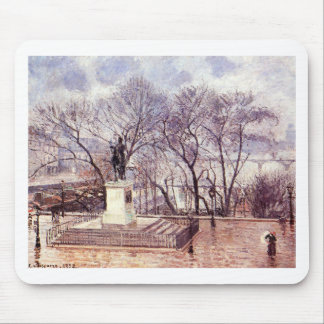 The Raised Terrace of the Pont Neuf, Place Henri Mouse Pad