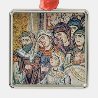 The Raising of Jairus's Daughter Christmas Ornament