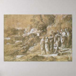 The Raising of Lazarus 2 Poster