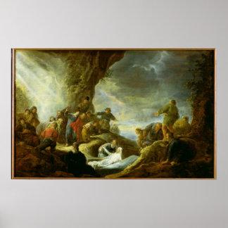 The Raising of Lazarus 3 Poster
