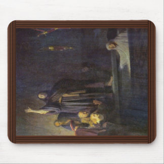 The Raising Of Lazarus. By Rembrandt Van Rijn Mouse Pads