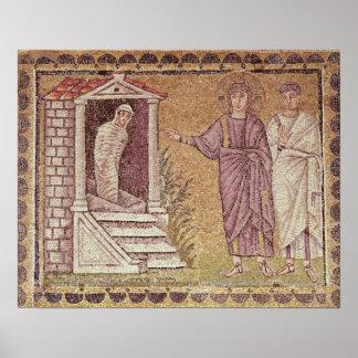 The Raising of Lazarus Print