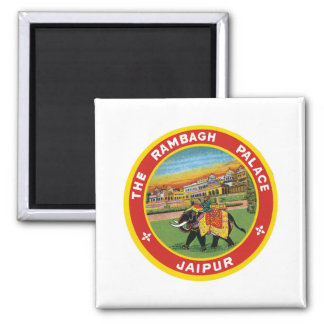 The Rambagh Palace Jaipur Square Magnet