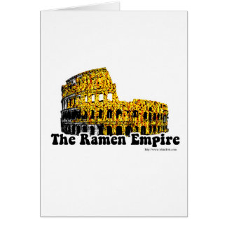 The Ramen Empire Card