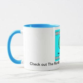 The Randomized Channel YouTube Mug. Mug