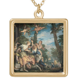The Rape of Europa (oil on canvas) 2 Jewelry