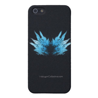 The Raptor - Fractal Rorschach iPhone 5/5S Covers