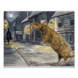 The Rat of Whitechapel Poster
