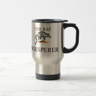 The Rat Whisperer Stainless Steel Travel Mug