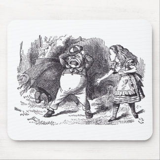 The Rattle Mouse Pad