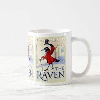 The Raven Basic White Mug