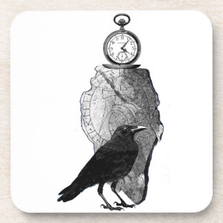 The Raven Crow and runestone Coasters