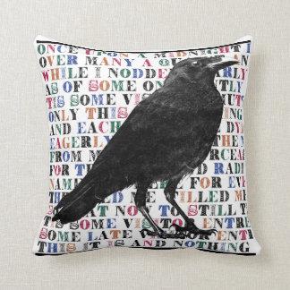 The Raven Cushion