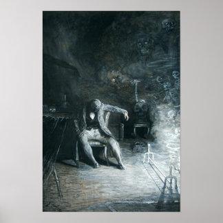 The Raven Edgar Allan Poe Poster