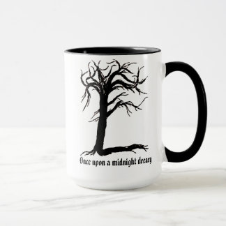 The Raven Mug