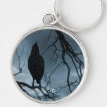 The Raven - Nevermore Sunbeams & Tree Blue