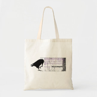 The Raven- Nevermore Tote Bag