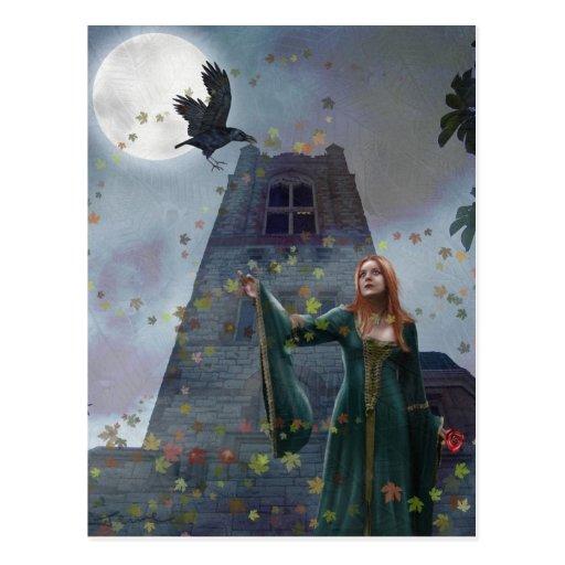 The Raven (Postcard) Postcard