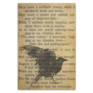 The Raven Tissue Paper