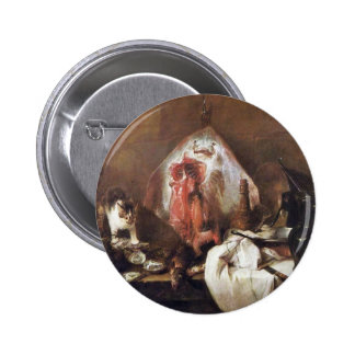 The Rays By Chardin Jean-Baptiste Siméon (Best Qua Buttons
