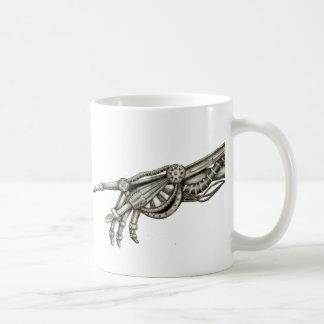 The Re-Creation of Adam Basic White Mug