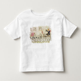 The Re-Electing of Reynard or Fox Toddler T-Shirt