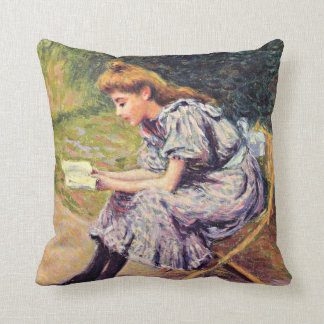 The Reader Pillow