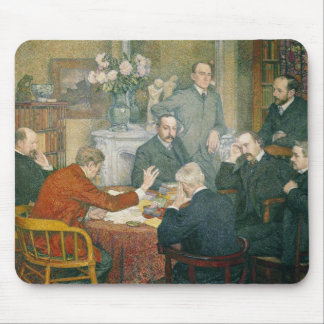 The Reading, 1903 Mouse Pad