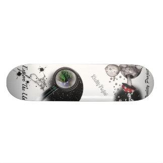 the reaity project skateboard decks