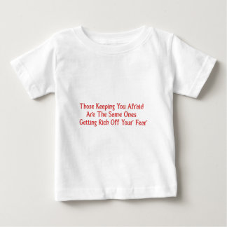 The Real Conspiracy Baby T-Shirt