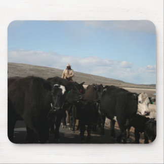 the REAL cowboy Mouse Pad