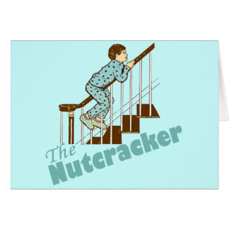 The Real Nutcracker Greeting Card