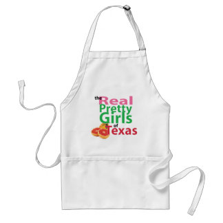 the real PRETTY GIRLS of Texas Standard Apron
