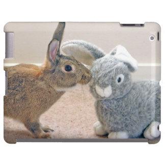The Real Rabbit iPad Case