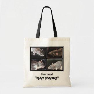 """The real, """"RAT PACK!"""" - rat bag"""
