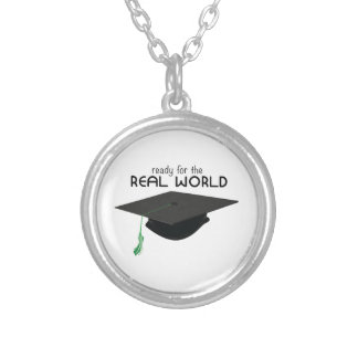 The Real World Personalized Necklace