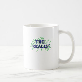 The realist Out there Mug