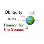 The Reason for the Season Postcard