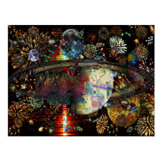 The Rebirth of Venus 2859b Postcard