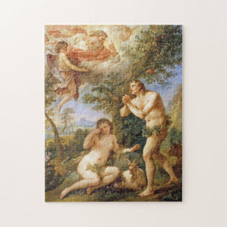 The Rebuke of Adam and Eve Puzzles