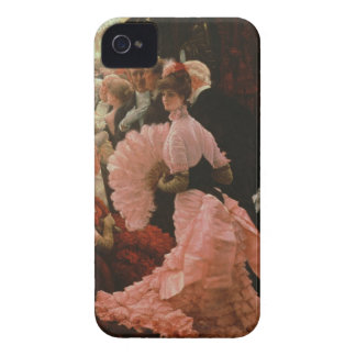 The Reception or, L'Ambitieuse (Political Woman) c iPhone 4 Covers